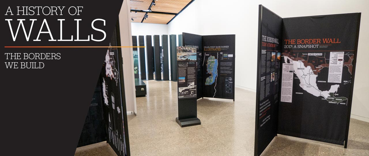 A History of Walls Traveling Exhibit